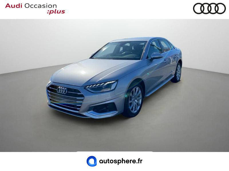 AUDI A4 35 TDI 163CH BUSINESS LINE S TRONIC 7 94G - Photo 1