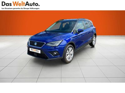 Seat Arona 1.6 TDI 95ch Start/Stop Style DSG Euro6dT occasion