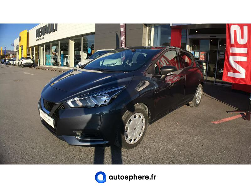 NISSAN MICRA 0.9 IG-T 90CH VISIA PACK - Miniature 1