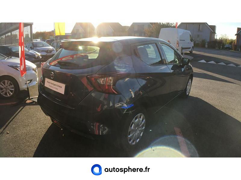 NISSAN MICRA 0.9 IG-T 90CH VISIA PACK - Miniature 2