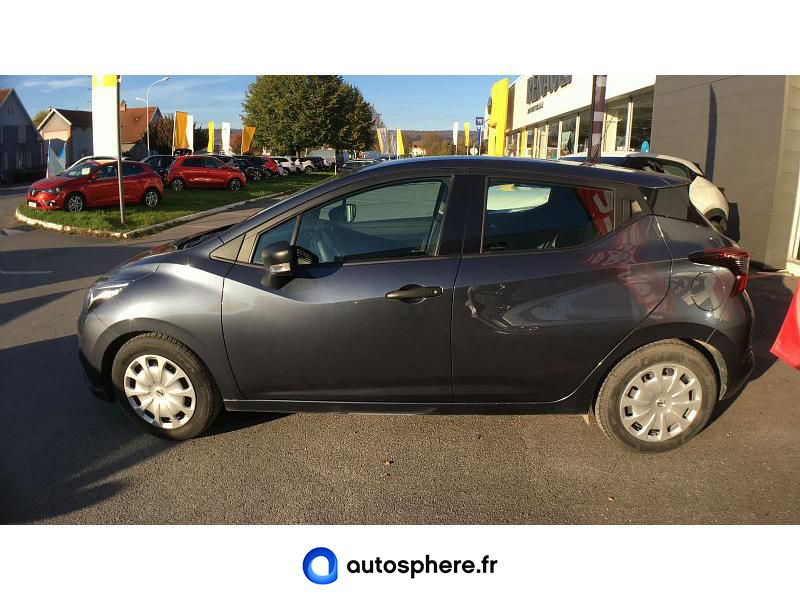 NISSAN MICRA 0.9 IG-T 90CH VISIA PACK - Miniature 3