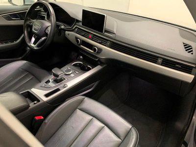 AUDI A4 AVANT 2.0 TDI 190CH DESIGN LUXE S TRONIC 7 - Miniature 3