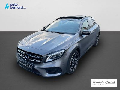 Mercedes Gla 220 d Fascination 4Matic 7G-DCT occasion