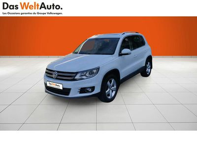 Volkswagen Tiguan 2.0 TDI 150ch BlueMotion Technology FAP Match 4Motion occasion