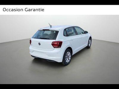 Volkswagen Polo 1.0 TSI 115ch Carat DSG7 Euro6d-T occasion
