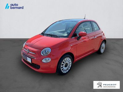 Leasing Fiat 500 1.2 8v 69ch Lounge