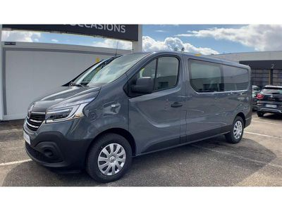 Renault Trafic L2H1 1200 2.0 dCi 145ch Energy Cabine Approfondie Grand Confort E6 occasion