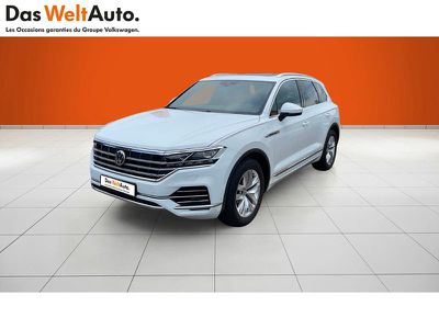 Volkswagen Touareg 3.0 V6 TDI 231ch Carat 4Motion Tiptronic occasion