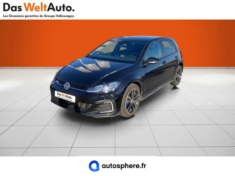 VOLKSWAGEN GOLF 1.4 TSI 204CH GTE DSG6 5P - Photo 1