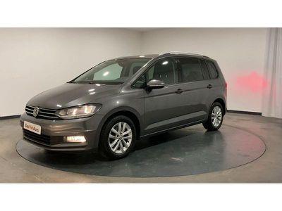 Leasing Volkswagen Touran 1.6 Tdi 110ch Bluemotion Technology Fap Confortline Dsg7 7 Places