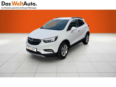 Opel Mokka X 1.4 Turbo 140 Black Edition 4x2 Euro6d-T occasion