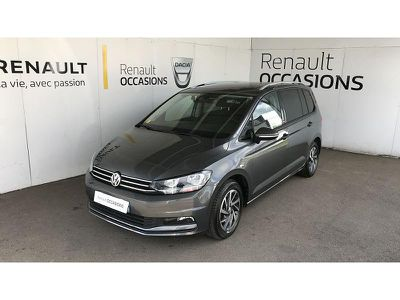 Volkswagen Touran 2.0 TDI 150ch BlueMotion Technology FAP Sound 7 places occasion