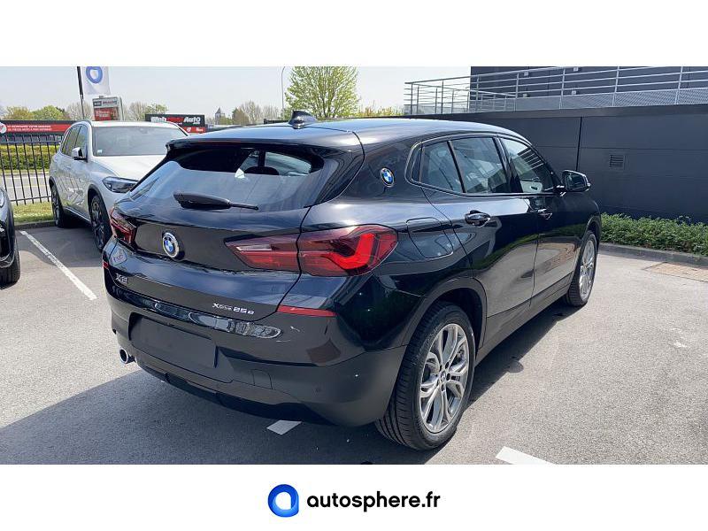 BMW X2 XDRIVE25EA 220CH LOUNGE EURO6D-T - Miniature 2