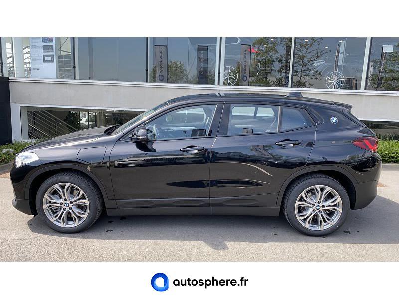 BMW X2 XDRIVE25EA 220CH LOUNGE EURO6D-T - Miniature 3