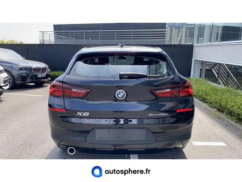 BMW X2 XDRIVE25EA 220CH LOUNGE EURO6D-T - Miniature 4