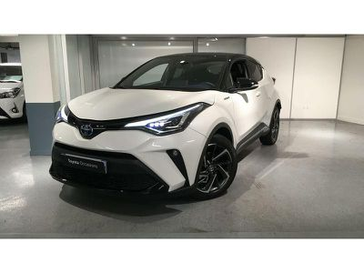 Toyota C-hr 184h Graphic 2WD E-CVT MY20 occasion