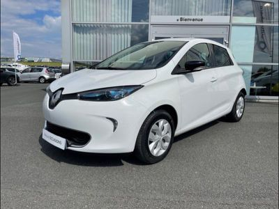 Renault Zoe Life charge normale Type 2 Gps 42700Kms Gtie 6Mois occasion