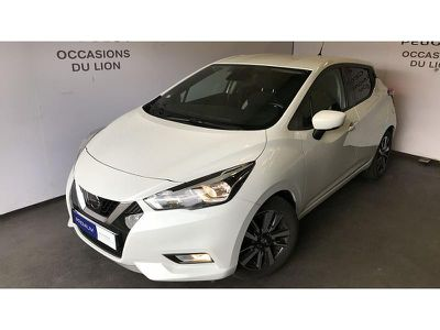 Leasing Nissan Micra 0.9 Ig-t 90ch N-connecta