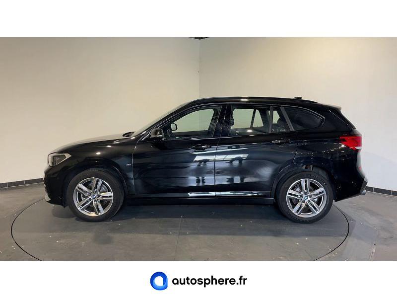 BMW X1 SDRIVE18DA 150CH M SPORT - Miniature 3