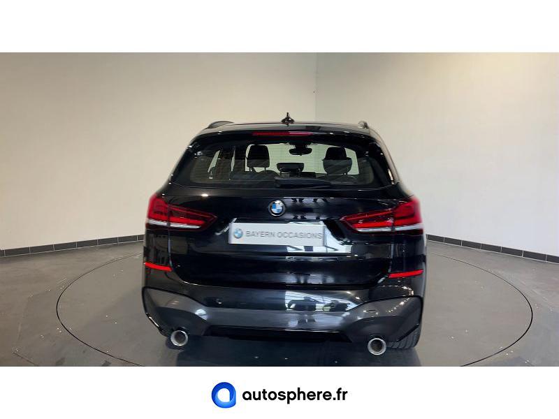 BMW X1 SDRIVE18DA 150CH M SPORT - Miniature 4