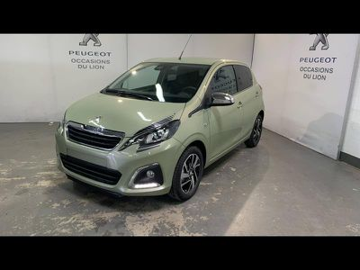 Peugeot 108 VTi 72 Collection S&S 85g 5p occasion