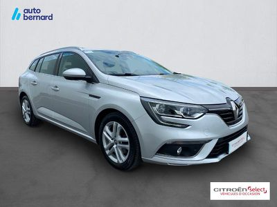 RENAULT MEGANE ESTATE 1.5 DCI 110CH ENERGY BUSINESS - Miniature 3
