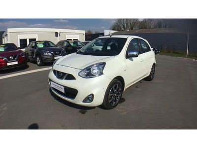 Leasing Nissan Micra 1.2 80ch Connect Edition