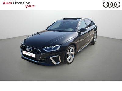Audi A4 Avant 35 TDI 163ch S line S tronic 7 94g occasion