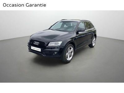 Audi Q5 3.0 V6 TDI 258ch clean diesel Avus quattro S tronic 7 occasion