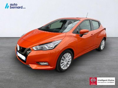 Leasing Nissan Micra 0.9 Ig-t 90ch Acenta 2018 Euro6c