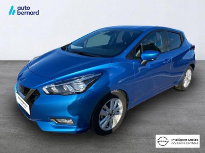 Leasing Nissan Micra 1.0 Ig-t 100ch N-connecta 2020