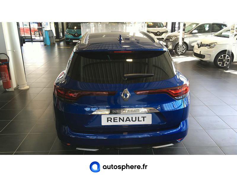 RENAULT MEGANE ESTATE 1.5 BLUE DCI 115CH INTENS - Miniature 4