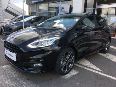 Leasing Ford Fiesta 1.0 Ecoboost 125ch St-line X Dct-7 5p