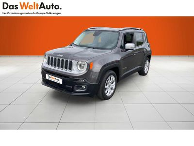 Jeep Renegade 1.6 MultiJet S&S 120ch Limited Advanced Technologies occasion