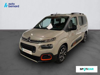Citroen Berlingo XL BlueHDi 100ch S&S Shine 7 Places occasion