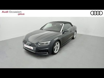 Audi A5 Cabriolet 40 TDI 190ch S line S tronic 7 Euro6d-T 106g occasion