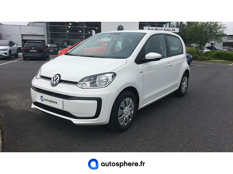 VOLKSWAGEN UP! 1.0 60CH BLUEMOTION TECHNOLOGY UP! CONNECT 5P EURO6D-T - Miniature 1
