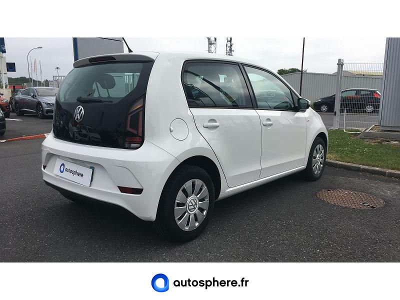 VOLKSWAGEN UP! 1.0 60CH BLUEMOTION TECHNOLOGY UP! CONNECT 5P EURO6D-T - Miniature 2