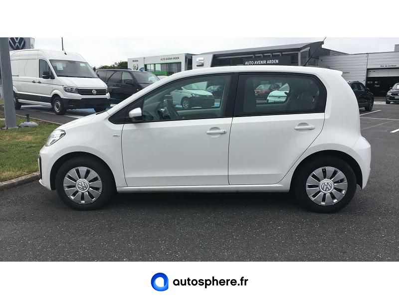 VOLKSWAGEN UP! 1.0 60CH BLUEMOTION TECHNOLOGY UP! CONNECT 5P EURO6D-T - Miniature 3