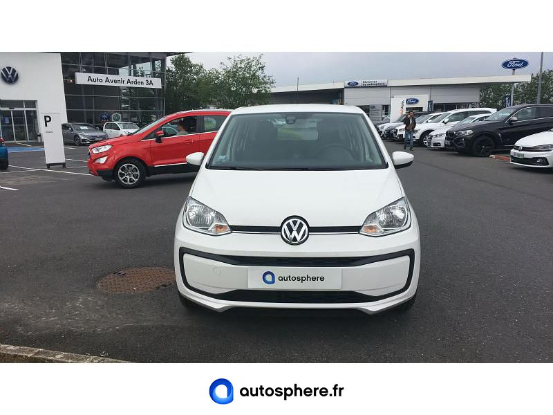 VOLKSWAGEN UP! 1.0 60CH BLUEMOTION TECHNOLOGY UP! CONNECT 5P EURO6D-T - Miniature 5