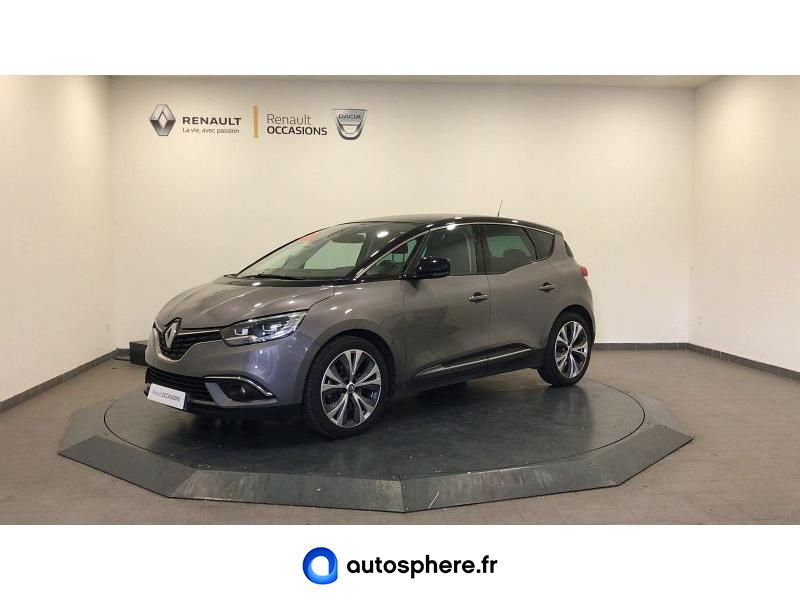 RENAULT SCENIC 1.5 DCI 110CH ENERGY INTENS - Miniature 1