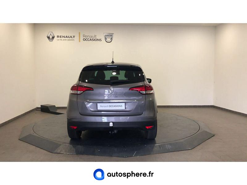 RENAULT SCENIC 1.5 DCI 110CH ENERGY INTENS - Miniature 4