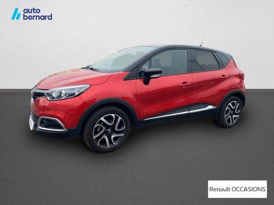 Leasing Renault Captur 1.5 Dci 110ch Stop&start Energy Intens Euro6 2016