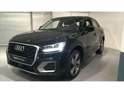 Audi Q2 1.0 TFSI 116ch Design luxe S tronic 7 occasion