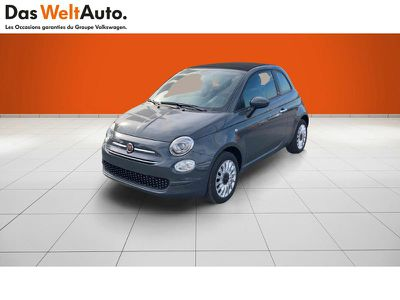 Fiat 500c 1.2 8v 69ch Lounge Dualogic occasion
