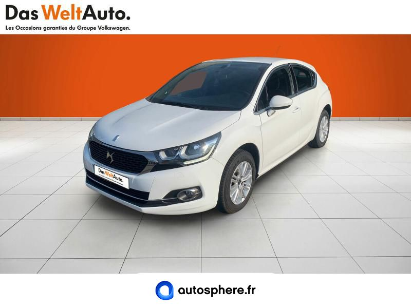 DS DS 4 BLUEHDI 100CH CHIC - Photo 1