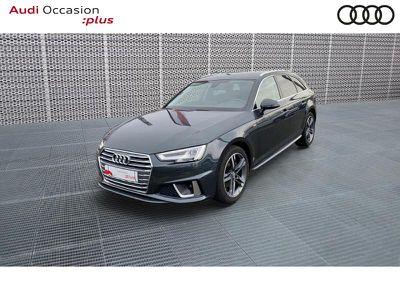Audi A4 Avant 2.0 TDI 150ch Design S tronic 7 occasion