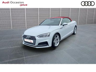 Audi A5 Cabriolet 40 TFSI 190ch S line S tronic 7 occasion