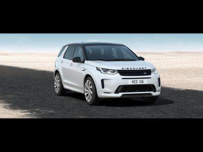 Land-rover Discovery Sport 2.0 D 180ch R-Dynamic SE AWD BVA Mark V neuve