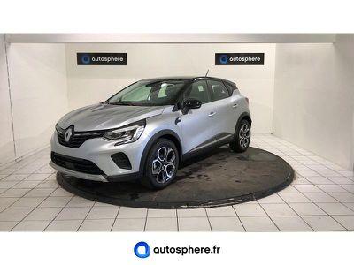 Renault Captur 1.3 TCe 130ch FAP Intens occasion
